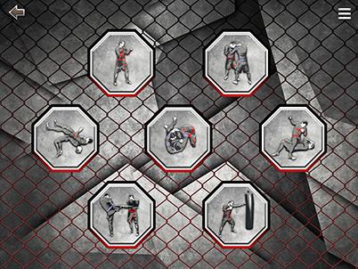 Приложение MMA Crossfit School