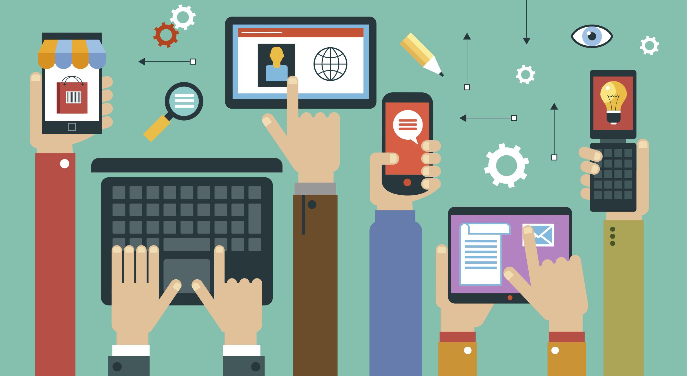 Будущее разработки мобильных приложений