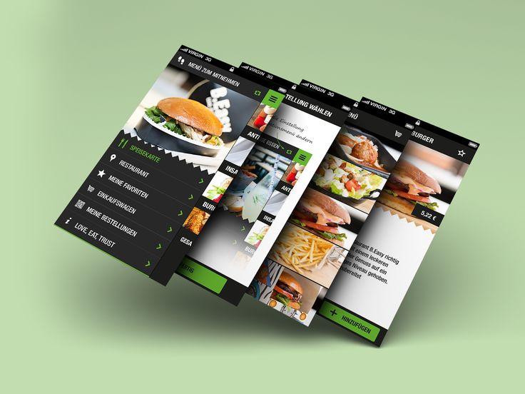 Кафе и рестораны: продвижение через мобильные устройства