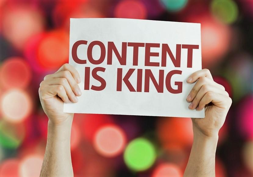 Где искать контент для сайта?